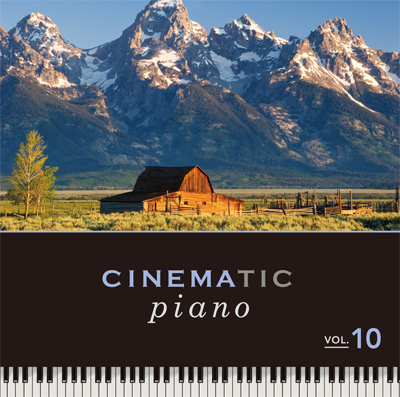 CINEMATIC piano CD第10巻
