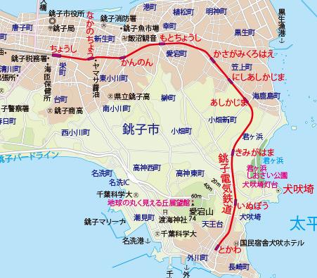 ローカル線(五能線)