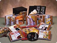 至宝!浪曲名人選 CD全12巻