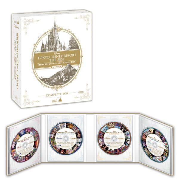 東京ディズニーリゾート®プレミアムBOX ブルーレイ全12巻 Anniversaries!東京ディズニーリゾート プレミアムBOX ブルーレイ全12巻 Anniversaries!